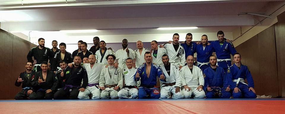 Grappling Troyes Association - Jiu Jitsu Brésilien Troyes Aube